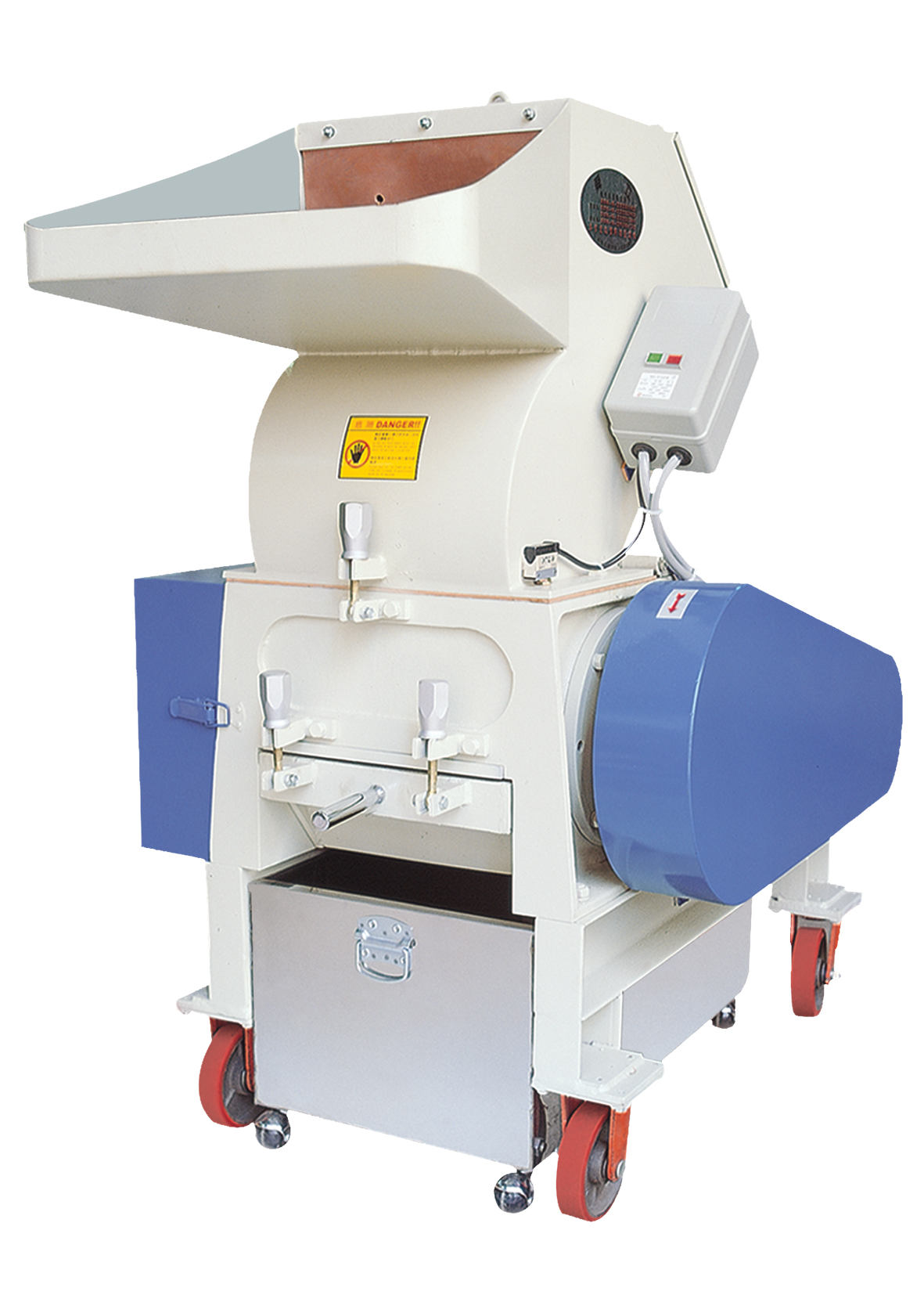 Plastic-Crusher-Small-Type-7.5HP-to-15HP
